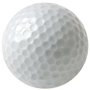 1.golf ball